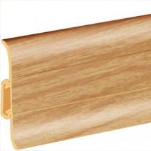 LISTA PVC PREMIUM TEAK 72