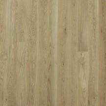 Veľkoplošné Drevené Parkety timbertop 3-vrstvové Dub Classic biely 1L